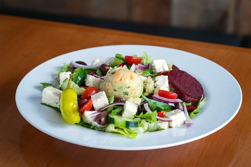 Greeko's Greek Salad
